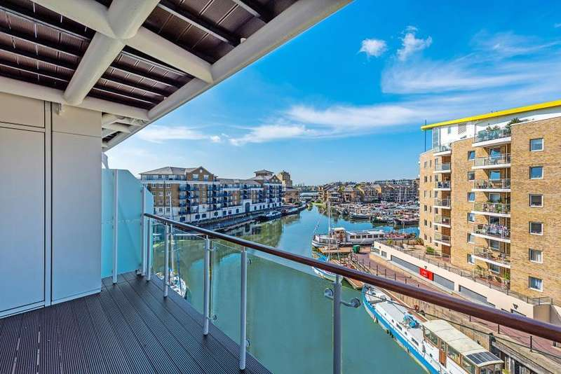 2 Bedrooms Apartment Flat for sale in Pinnacle II Basin Approach Limehouse E14