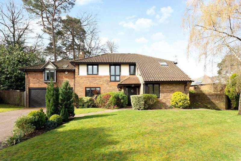 4 Bedrooms Detached House for sale in The Burlings, Ascot, Berkshire, SL5