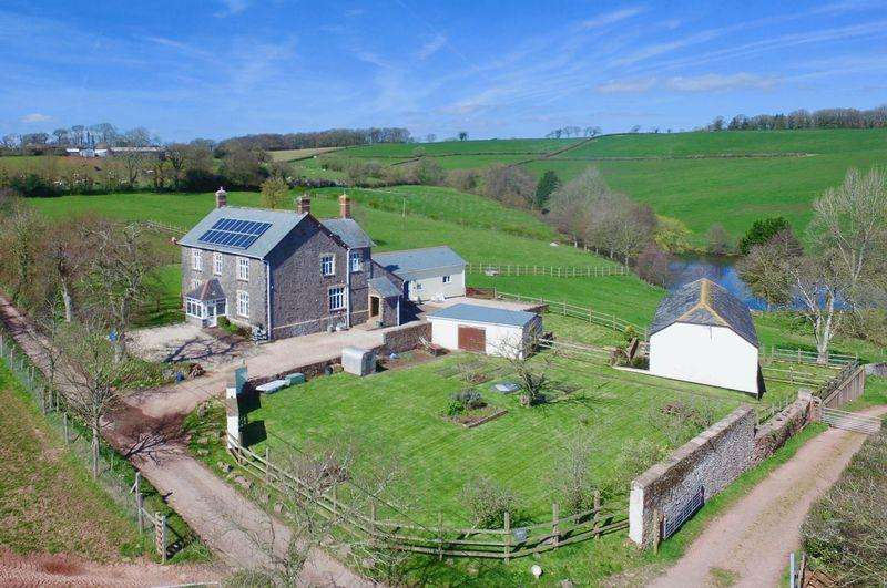 11 Bedrooms Country House Character Property for sale in Zeal Monachorum, Crediton
