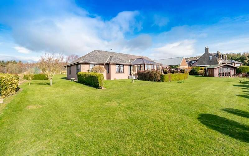 5 Bedrooms Detached House for sale in South Snadon, Montrose