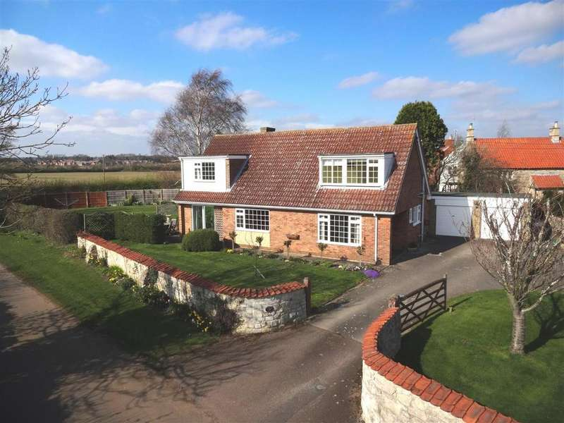 4 Bedrooms Detached House for sale in School Lane, Silk Willoughby, Sleaford