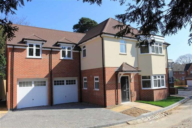 4 Bedrooms Detached House for sale in Pine View, Birstall, Leicestershire