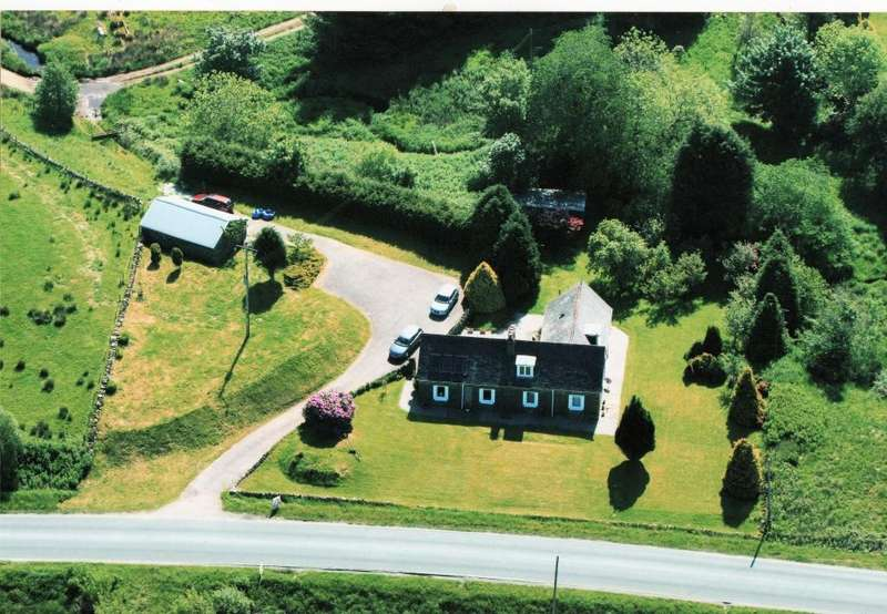 6 Bedrooms Detached Villa House for sale in Achnacalman Kilmichael by, Lochgilphead, PA31 8RE