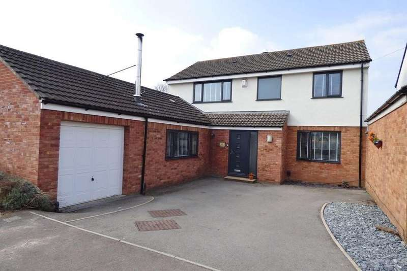 4 Bedrooms Detached House for sale in The Spinney, Frampton Cotterell