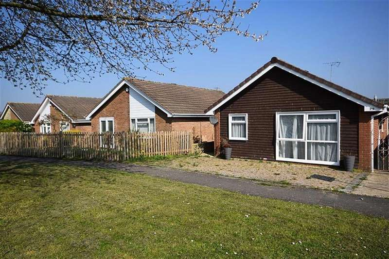 2 Bedrooms Bungalow for sale in Swift Road, Abbeydale, Gloucester