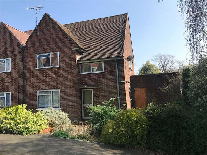 4 Bedrooms Semi Detached House for sale in Chatham Road, Winchester, Hampshire, SO22