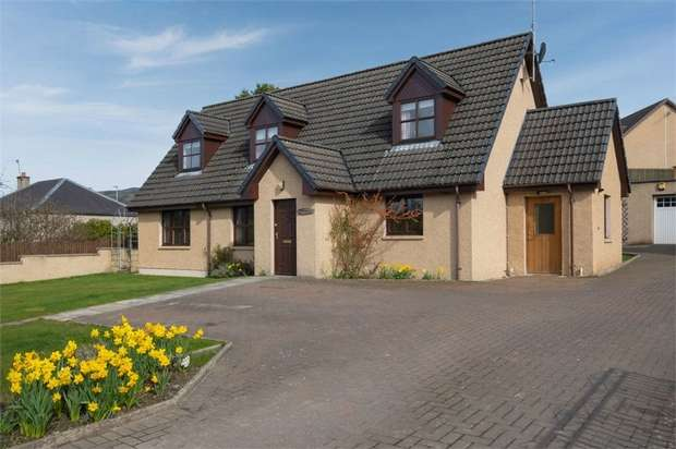 3 Bedrooms Detached House for sale in Hill Street, Craigellachie, Aberlour, Moray