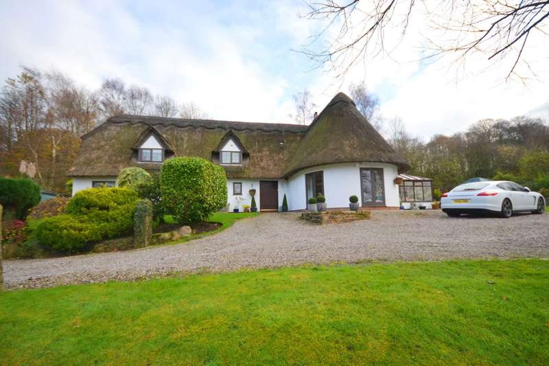 4 Bedrooms Detached House for sale in Sheep Hill Brow, Clayton Le Woods
