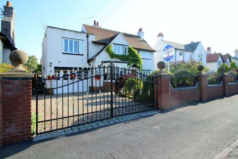 4 Bedrooms Detached House for sale in The Cottage West Drive, Thornton Cleveleys, FY5