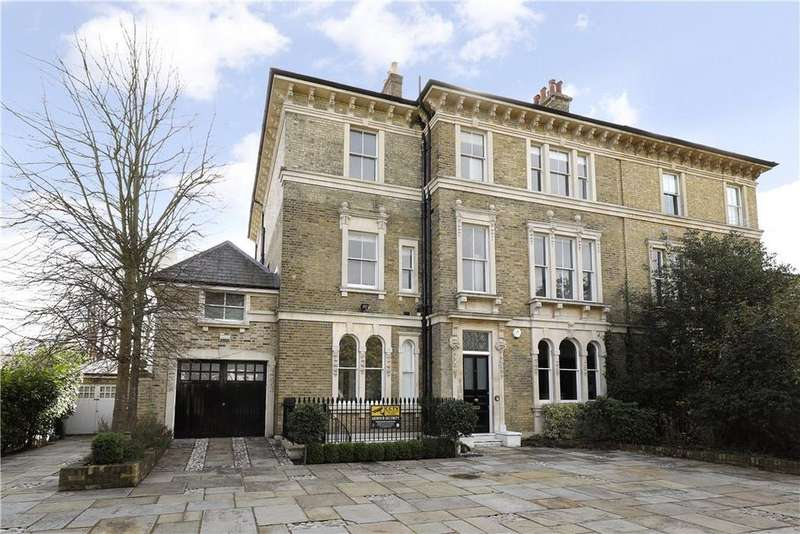 7 Bedrooms Semi Detached House for sale in Copse Hill, London, SW20