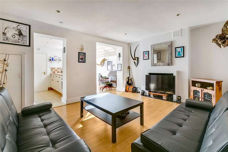 1 Bedroom Flat for sale in Chesson Road, West Kensington, London