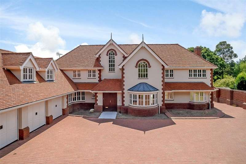 6 Bedrooms Detached House for sale in East Hanningfield Road, Howe Green, Chelmsford