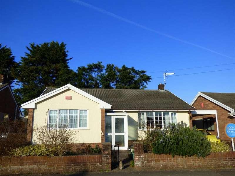 3 Bedrooms Detached Bungalow for sale in Beech Grove, High Beech, Chepstow