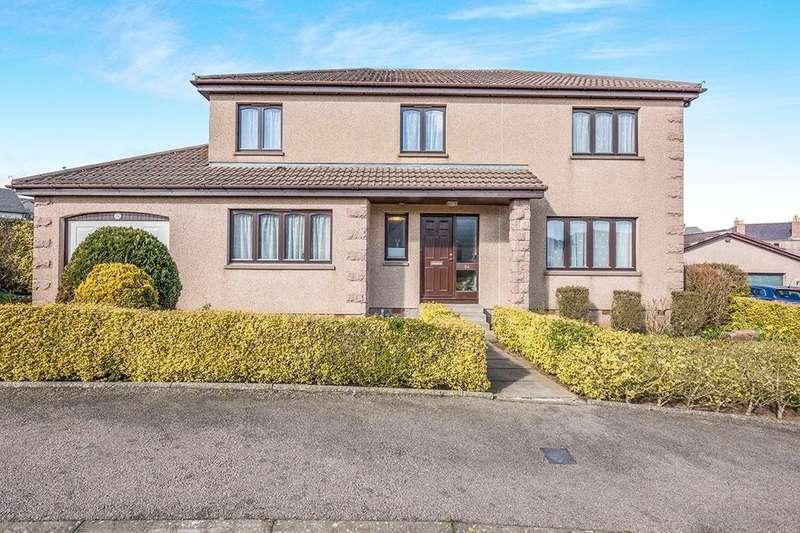 5 Bedrooms Detached House for sale in West Park Crescent, Inverbervie, Montrose, DD10