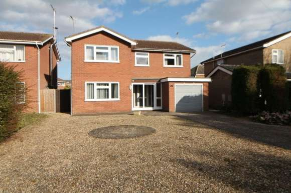 4 Bedrooms Detached House for sale in Burma Avenue, Pinchbeck