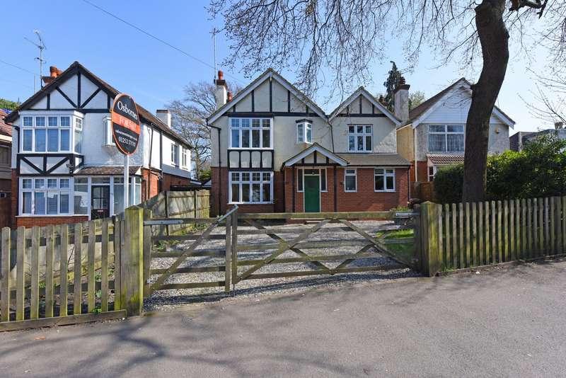 5 Bedrooms Detached House for sale in Farnborough Road, Farnborough, GU14