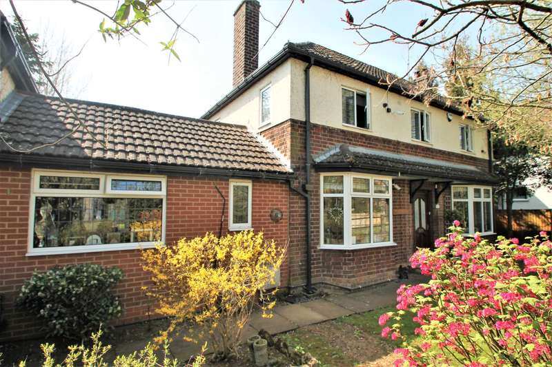 3 Bedrooms Detached House for sale in Stanion Lane, Corby
