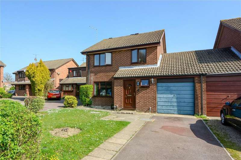 3 Bedrooms Link Detached House for sale in Blenheim Close, Wokingham, Berkshire, RG41