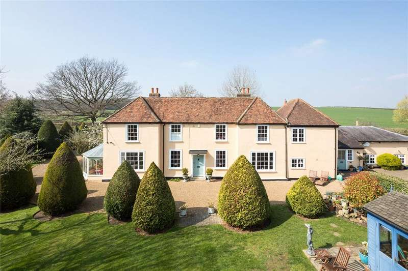 4 Bedrooms Detached House for sale in Wood End, Wootton, Bedfordshire, MK43