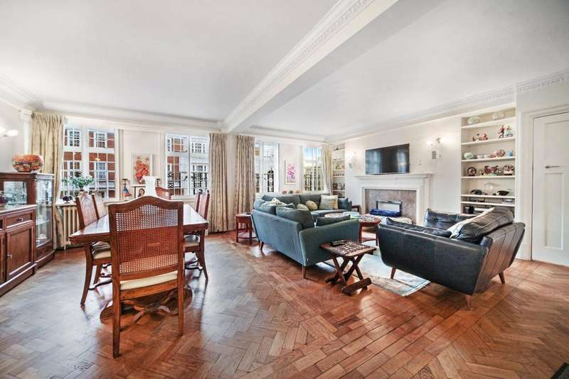 4 Bedrooms Flat for sale in Chiltern Court, Baker Street, London, NW1