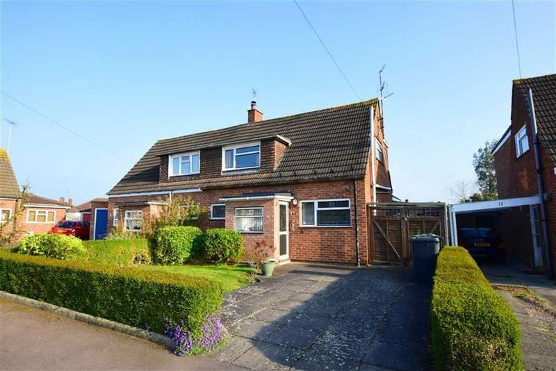 2 Bedrooms Semi Detached House for sale in Redland Close