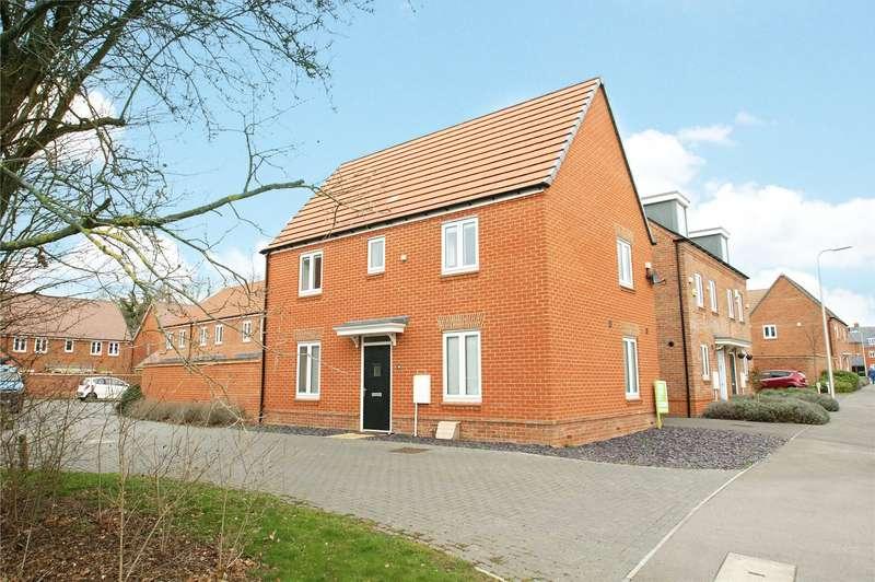 3 Bedrooms Detached House for sale in Samborne Drive, Wokingham, Berkshire, RG40