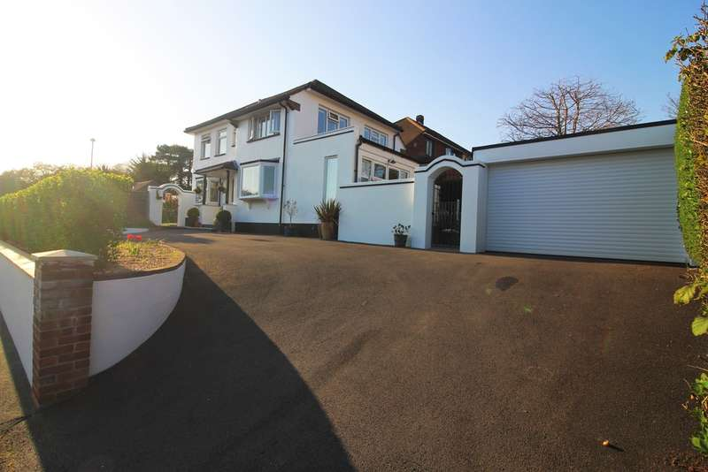 4 Bedrooms Detached House for sale in Blake Road, Farlington