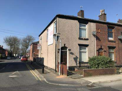 3 Bedrooms End Of Terrace House for sale in Ainsworth Road, Radcliffe, Manchester, Greater Manchester, M26
