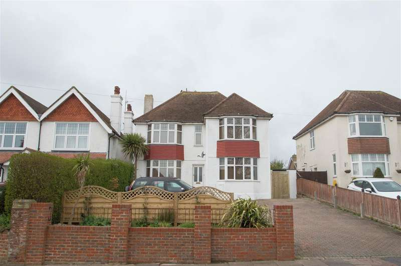5 Bedrooms Detached House for sale in Willingdon Road, Eastbourne