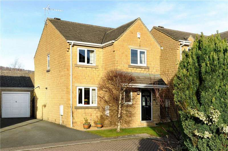 3 Bedrooms Detached House for sale in Oliver Meadows, Elland, West Yorkshire