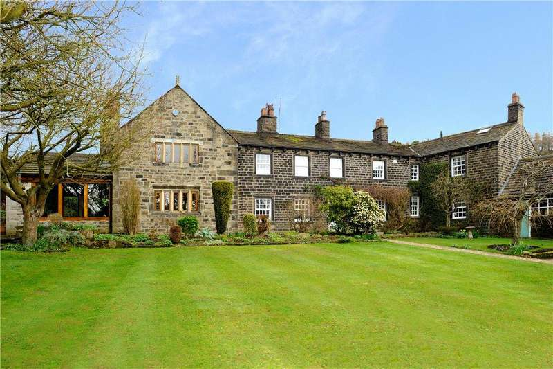 8 Bedrooms Unique Property for sale in The Lumb, Mill Bank, Sowerby Bridge, West Yorkshire