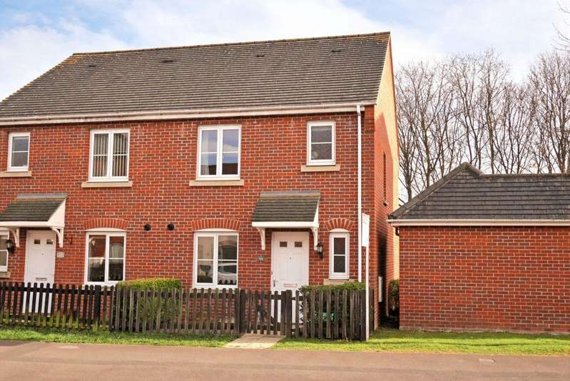3 Bedrooms Semi Detached House for sale in Urquhart Road Thatcham
