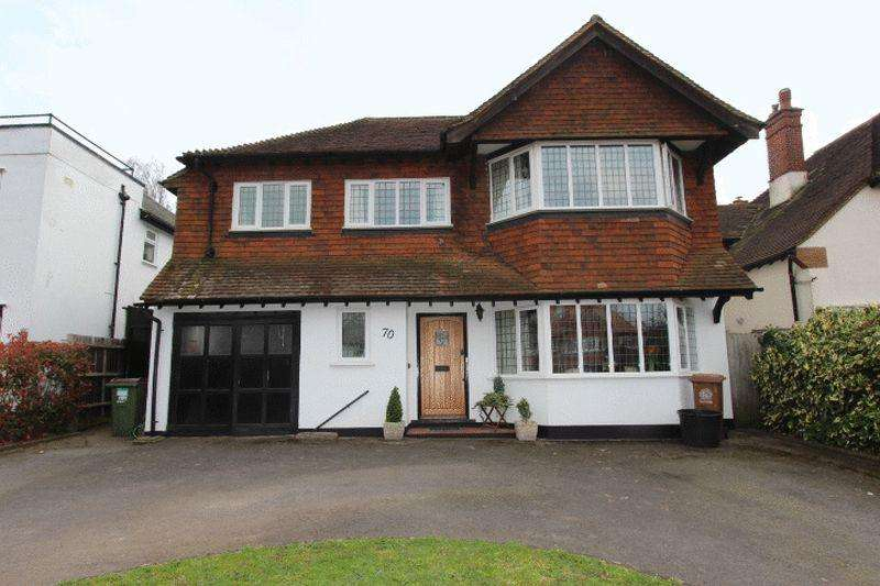 4 Bedrooms Detached House for sale in Chiltern Road, South Sutton