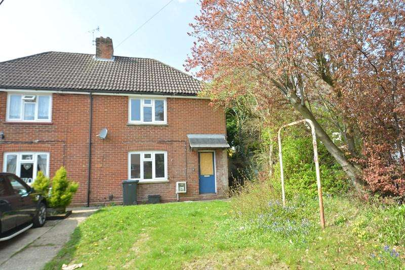 3 Bedrooms Semi Detached House for sale in Pennings Road, Tidworth