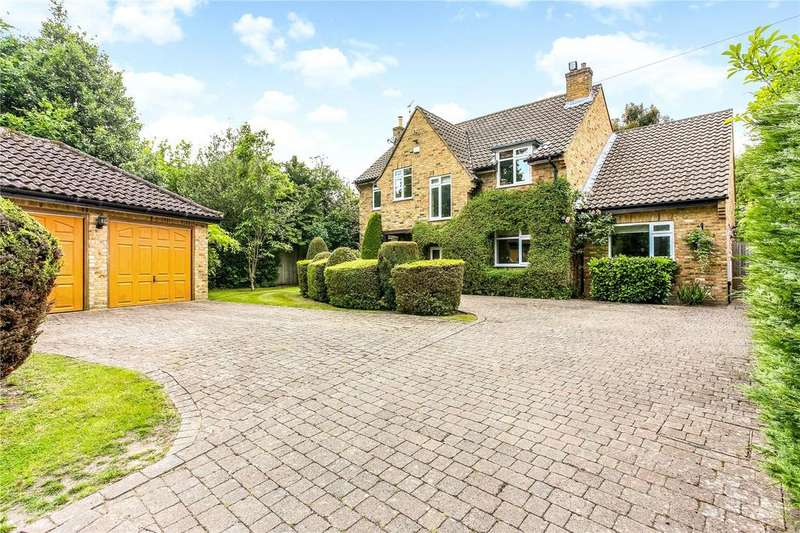 5 Bedrooms Detached House for sale in Onslow Road, Sunningdale, Berkshire, SL5