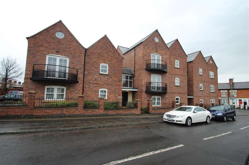 2 Bedrooms Apartment Flat for sale in Tetuan Road, Leicester
