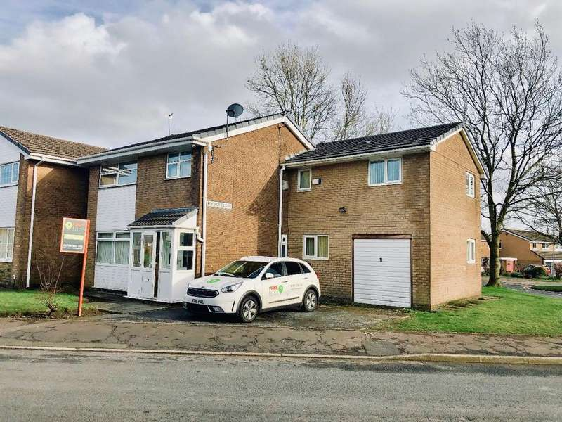 4 Bedrooms Detached House for rent in Plover Close