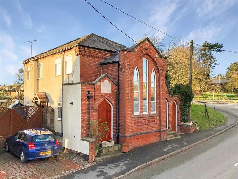 3 Bedrooms Detached House for sale in The Old Chapel, Heather
