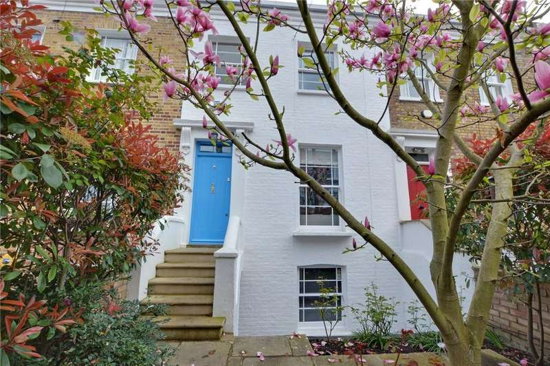 3 Bedrooms Terraced House for sale in Ashburnham Place, Greenwich, London, SE10