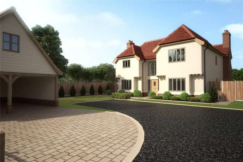 5 Bedrooms Detached House for sale in Pastures Close, Whiteditch Lane, Newport, Essex, CB11