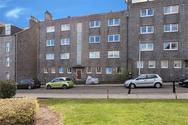 2 Bedrooms Flat for sale in 19 Short Loanings, Aberdeen