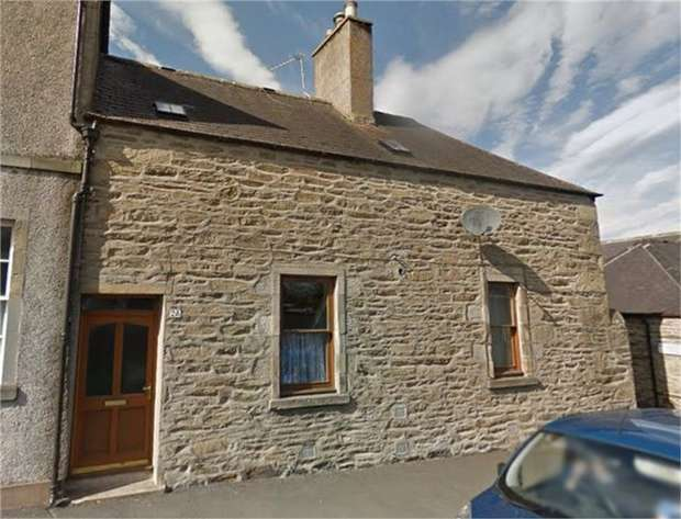 2 Bedrooms Semi Detached House for sale in Station Road, Keith, Moray
