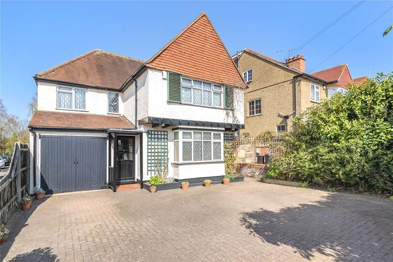 4 Bedrooms Detached House for sale in Sharps Lane, Ruislip, Middlesex, HA4