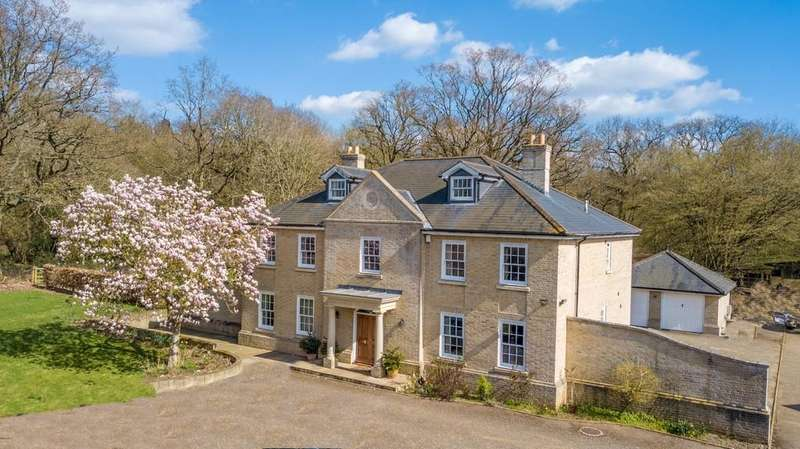 8 Bedrooms Detached House for sale in Borley Green, Woolpit, Bury St. Edmunds