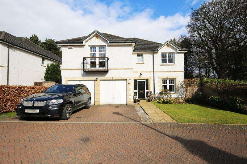 4 Bedrooms Detached Villa House for sale in Mayfield Grove, Dundee
