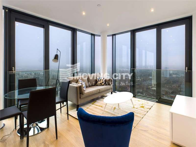 2 Bedrooms Apartment Flat for sale in Great Eastern Road, Stratford, London, UK, E15