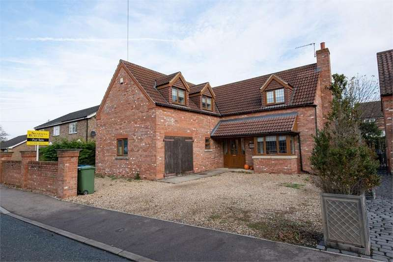 4 Bedrooms Detached House for sale in Tattershall Road, Boston, Lincolnshire