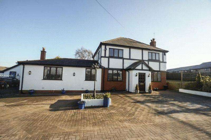 3 Bedrooms Detached House for sale in Heaton Dene Farm, Westhoughton