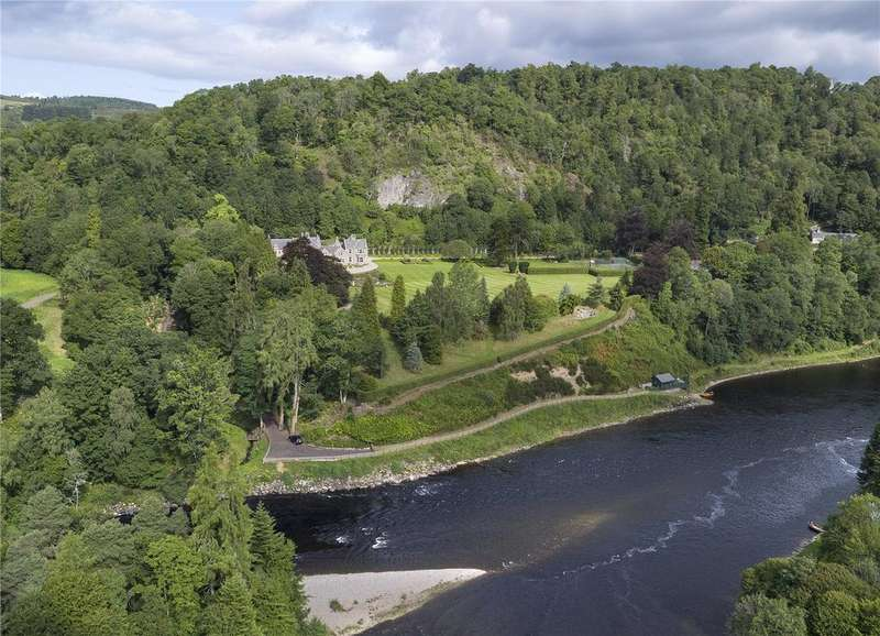 2 Bedrooms Land Commercial for sale in Lot 2: Stenton House - Fishings, Dunkeld, Perthshire