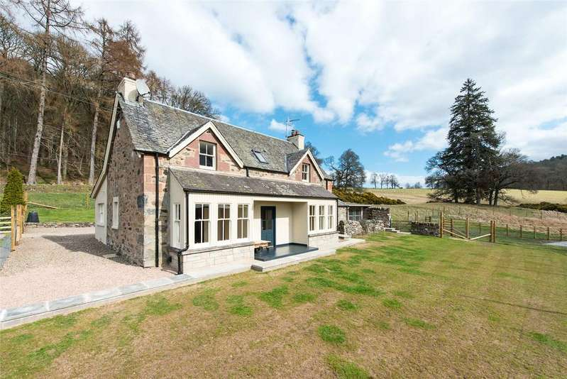 2 Bedrooms Detached House for sale in Thornton Cottage, Dunkeld, Perthshire